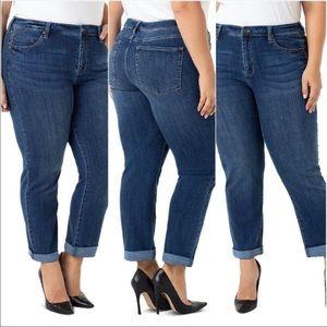 "Liverpool Jeans Company ""slim boyfriend jeans"""